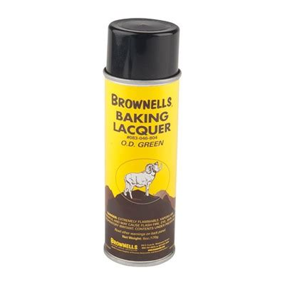 Brownells Fre Spray Paint