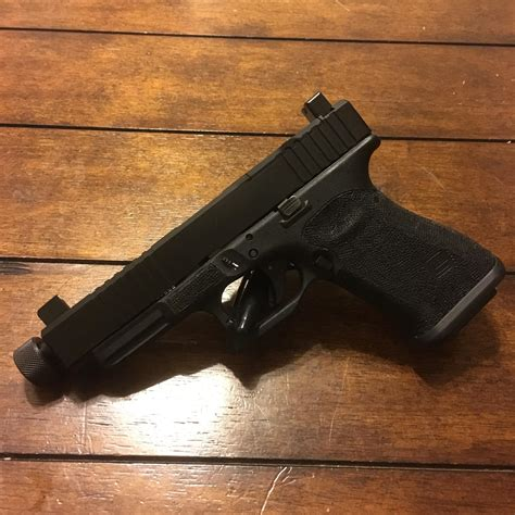 Brownells Glock 19 Rmr Slide
