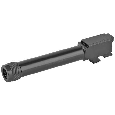 Brownells Glock 19 Threaded Barrel