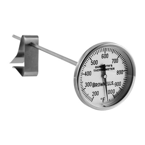 Brownells Heattreat Thermometer