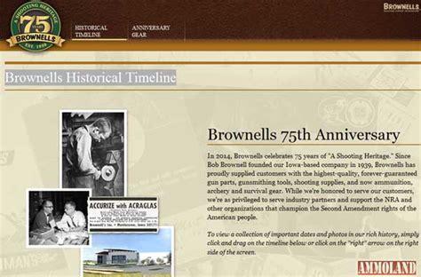 Brownells History