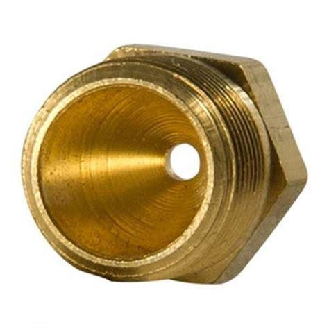 Brownells Hot Water Cleaning Tank Pipe Burner Lp Gas Hwct Burner Orifice Cap