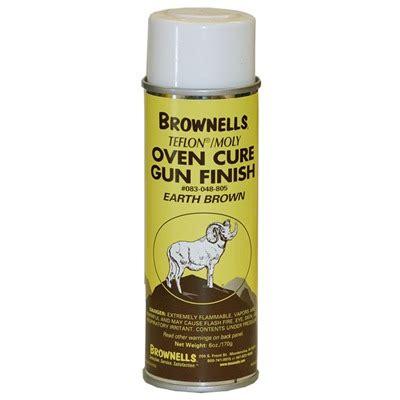 Brownells Liquid Ptfemoly Gun Finish Earth Brown 8 Oz