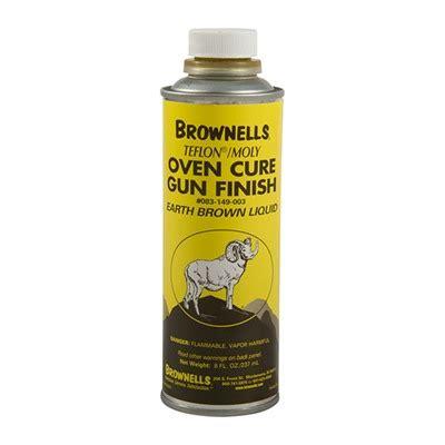 Brownells Liquid Ptfemoly Gun Finish Od Green 8 Oz