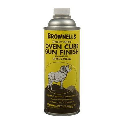Brownells Liquid Ptfemoly Gun Finish Ss Gray Pint