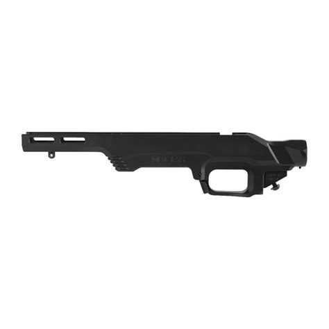 Brownells Lss Pistol Chassis Lss Howa 1500 Short Action Rh Chassis Assembly Black