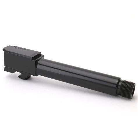 Brownells Match Grade Barrels For Glock19 G19 Barrel Gen 15 9mm Black Nitride