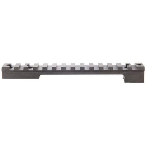 Brownells Mauser 98 Picatinny Scope Base Mauser 98 Aluminum Base