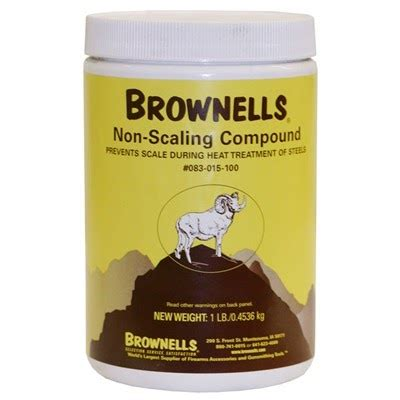 Brownells Nonscaling Compound Brownells