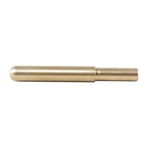 Brownells Power Custom Brass Muzzle Crowning Lap Non Handled Fits Bore Size 270 35 Tip Radius 3 16