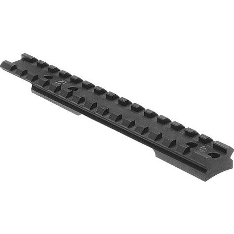 Brownells Remington 700 Heavy Duty Picatinny Base Rem 700 Sa Scope Base Standard
