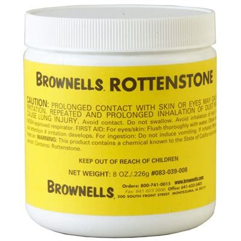 BROWNELLS ROTTENSTONE Brownells