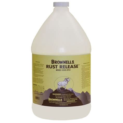 Brownells Rust Release 1 Gal - Brownells-deutschland De