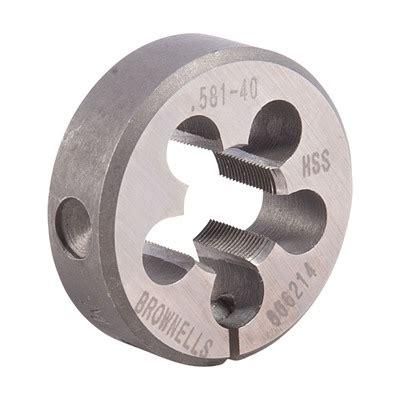 Brownells Semiauto Pistol Compensator Die Brownells