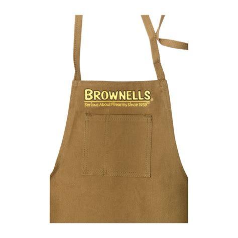 Brownells Short Premium Shop Apron Short Shop Apron