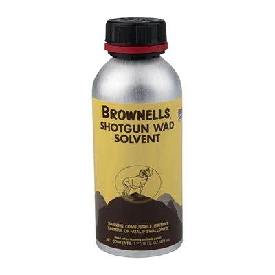 Brownells Shotgun Wad Solvent 16 Oz Gelled Wad Solvent