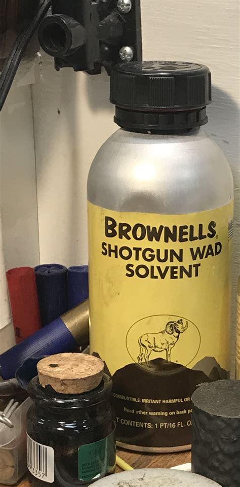 BROWNELLS SHOTGUN WAD SOLVENT Brownells