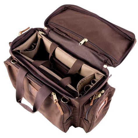 BROWNELLS Signature Series Deluxe Range Bag - Brownells Italia