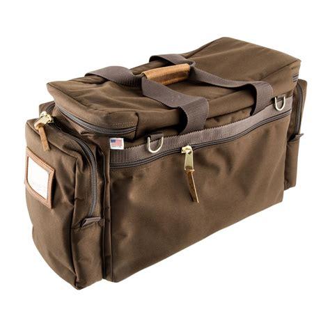 Brownells Signiture Series Leather Range Bag