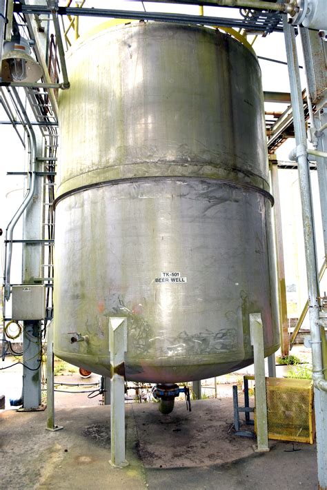 Brownells Stainless Steel Tank Stainless Tank