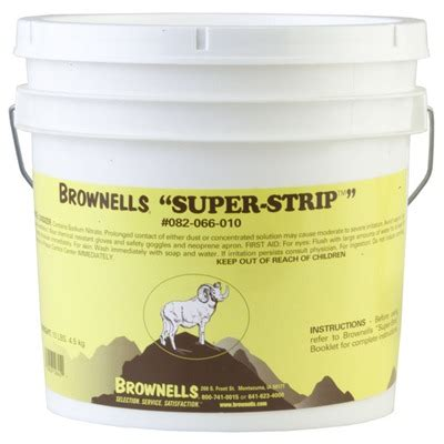 Brownells Superstrip 10 Lb Superstrip