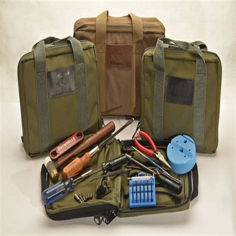 Brownells Tactical Shotgun Field Maintenance Pack