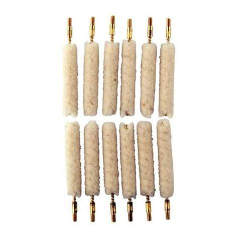 Brownells Wool Bore Mops Fits 3538 Per Dozen