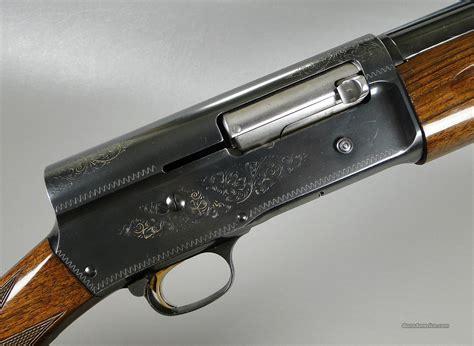 Browning 12 Gauge Shotgun A5