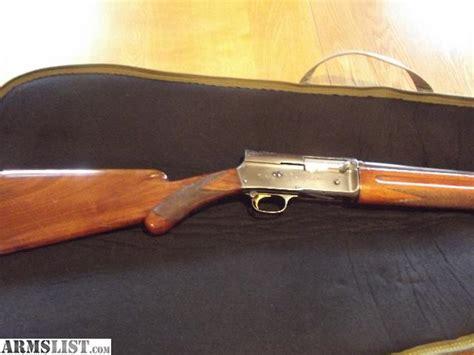 Browning 16 Gauge Shotgun Gold Trigger