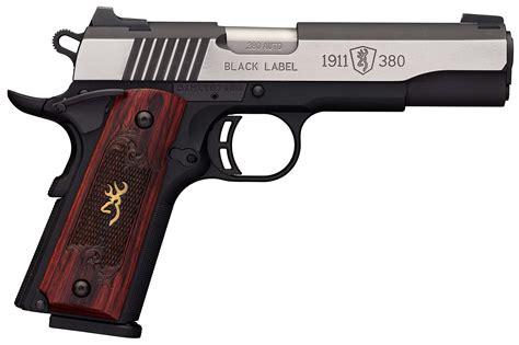 Browning 1911-22 A1 Semi-Automatic 22 Long Rifle Pistol