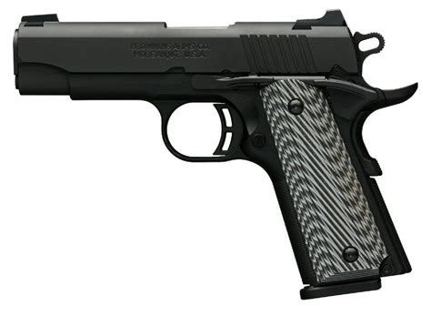 Browning 1911 380 Aftermarket Parts