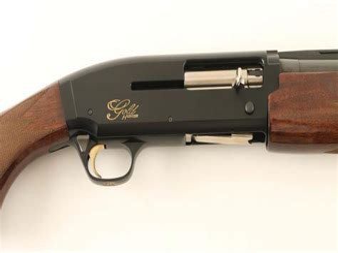 Browning 20 Gauge Gold Hunter Shotgun