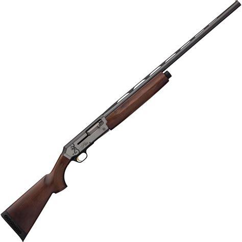 Browning 20 Gauge Silver Shotgun