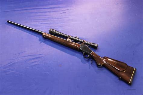 Browning 22 250 Semi Automatic Rifle