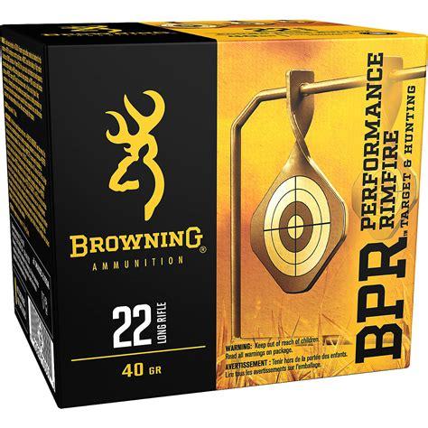 Browning 22 Lr Ammo