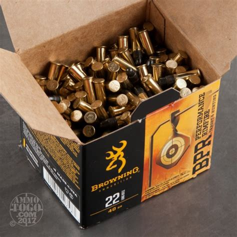Browning 22 Lr Ammo For Sale