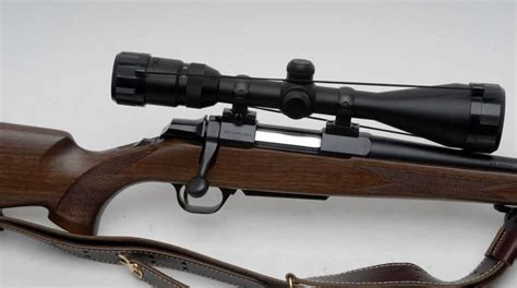 Browning 223 Bolt Action Rifle