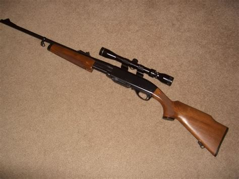 Browning 270 Pump Action Rifle