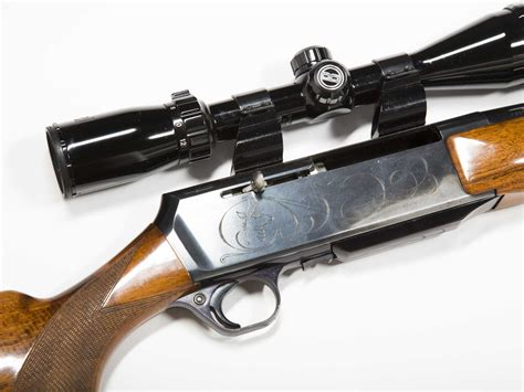 Browning 30 06 Semi Auto Rifle