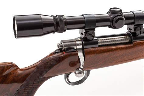 Browning 308 Sako Action Rifles