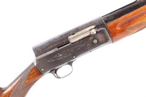 Browning A5 12 Gauge Shotgun Value