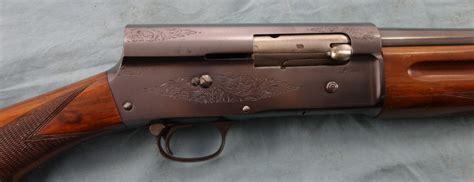 Browning A5 Humpback Shotgun