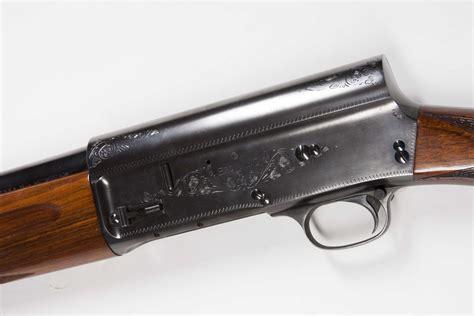 Browning A5 Semi-auto Shotgun In Mossy Oak Bottomland Camo