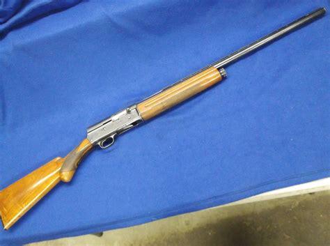 Browning A5 Shotgun Review