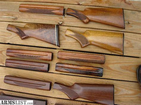 Browning A5 Shotgun Stocks