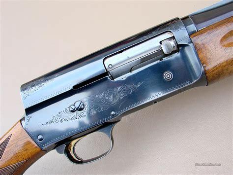 Browning A5 Shotgun Value