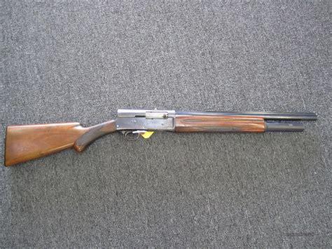 Browning A5 Tactical Shotgun