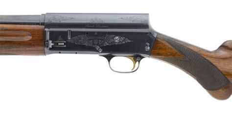 Browning Auto 5 16 Gauge Shotgun And Browning Duck Shotgun