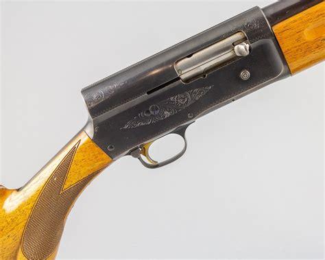 Browning Auto 5 Light Twelve Semiautomatic Shotgun