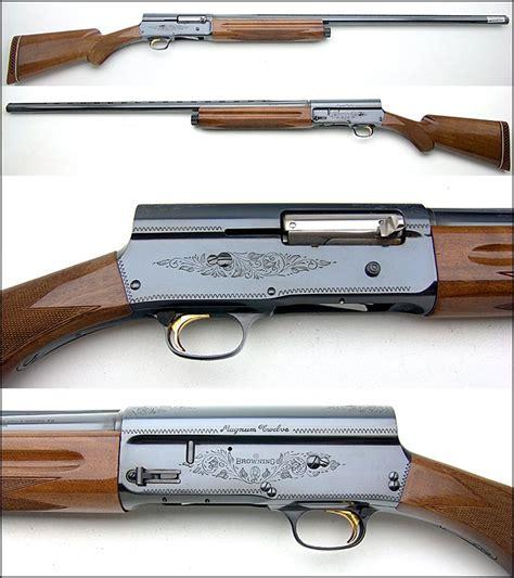 Browning Automatic Shotgun